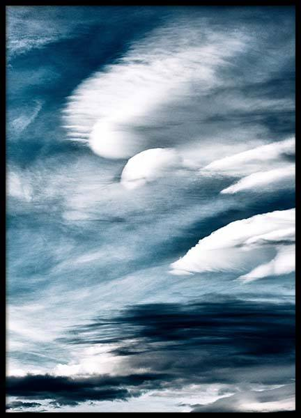 Moody Skyscape Poster