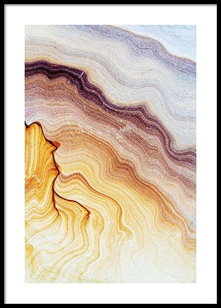Sandstone Poster