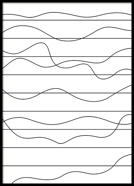 Ups and Downs Poster