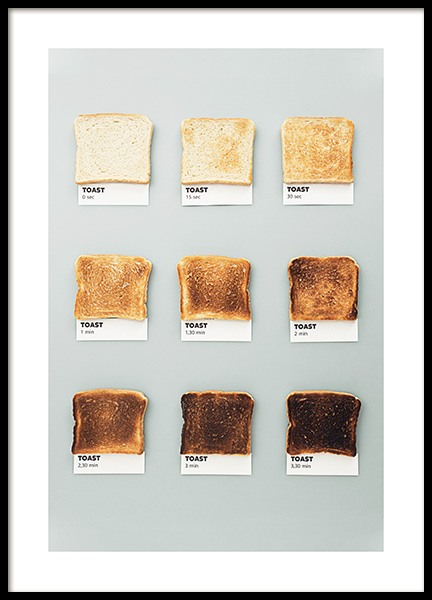 Toasts Poster