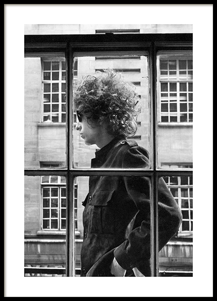 Bob Dylan Poster i gruppen Posters  / Iconic photos hos Desenio AB (13582)