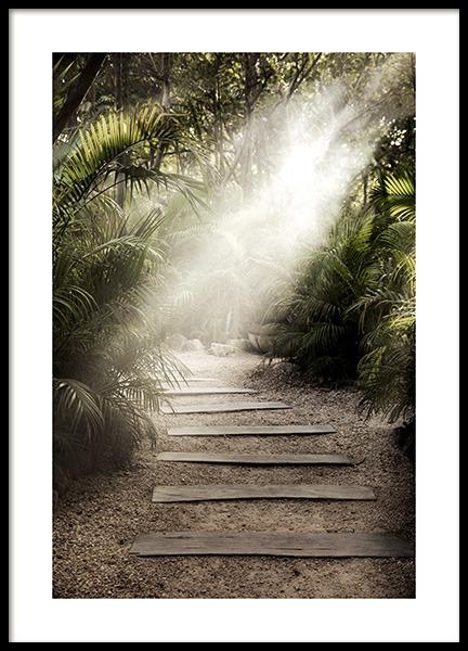 Secret Path Poster