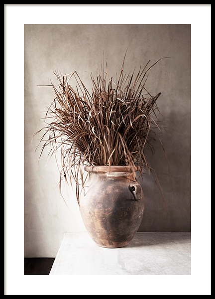 Wild Pottery Poster