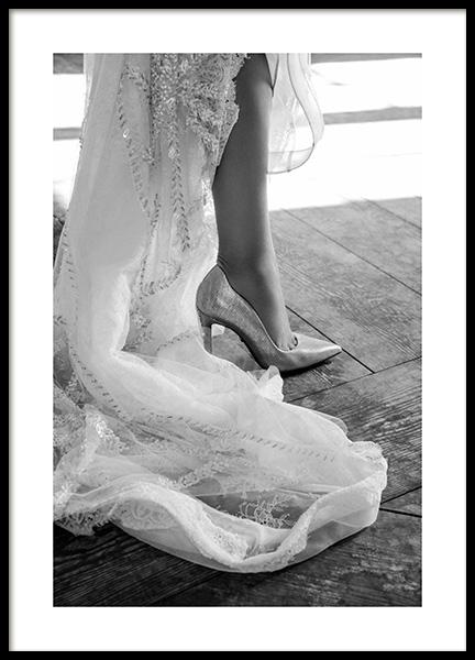 Silver Heels Poster