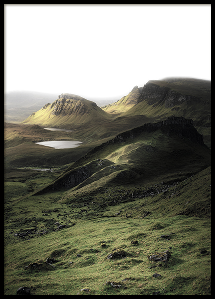 The Quiraing Poster