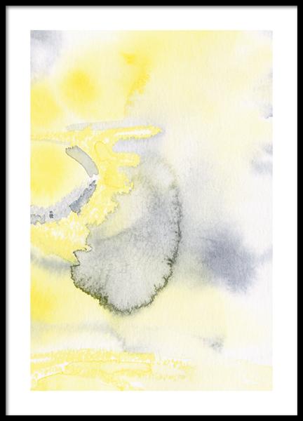 Translucent No2 Poster