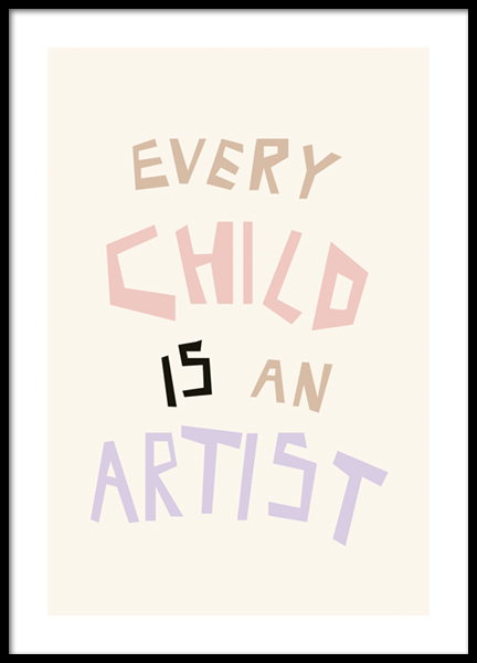Every Child Poster