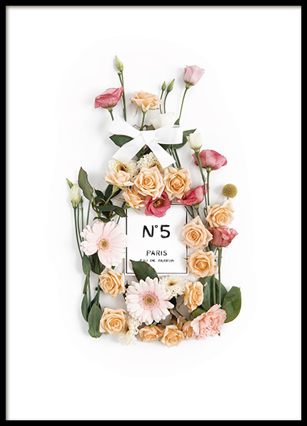 Scent of Flowers No2 Poster