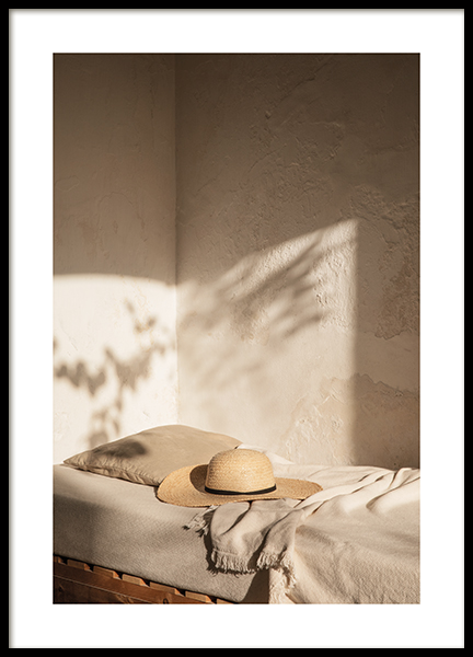 Afternoon Sun Poster