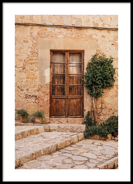 Charming Home Poster