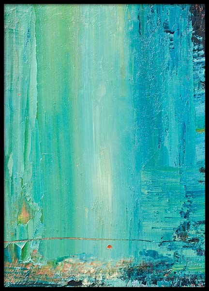 Abstract Oil 2 Poster