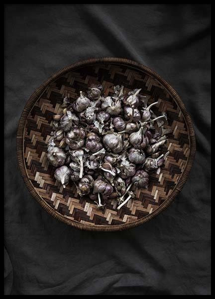 Garlic No2 Poster