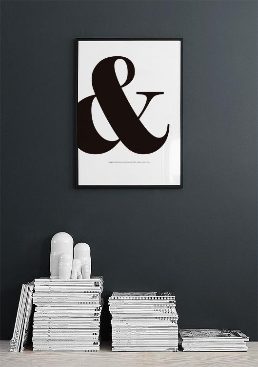 Svartvita Tavlor Kok : svartvita tavlor kok  posters med & tecken Svartvita tavlor och