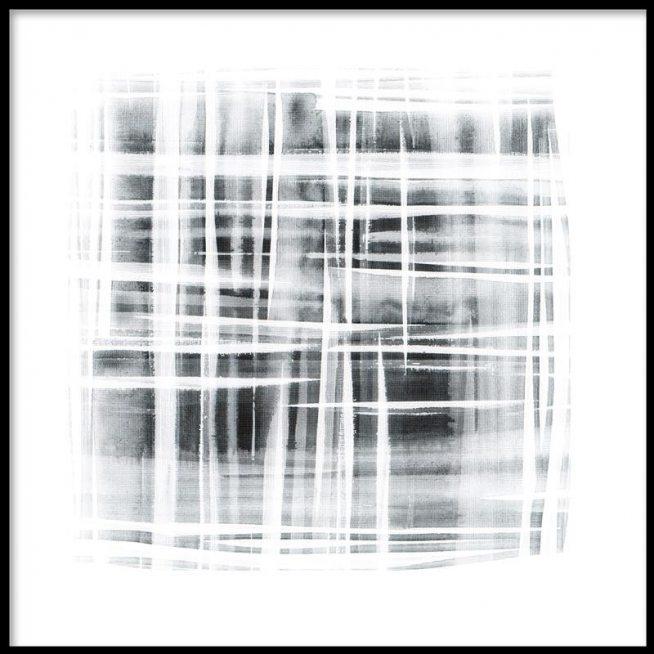 konst svart vit