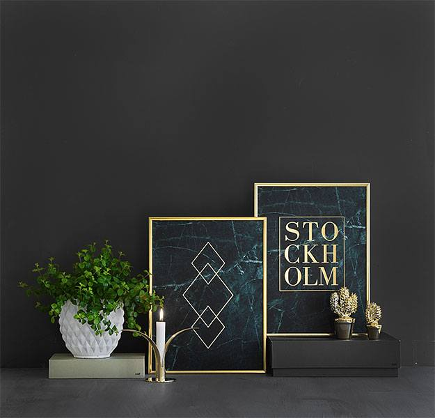 Guldmotiv, Svart och guld | Fotokonst, Guld, Fotoalbum