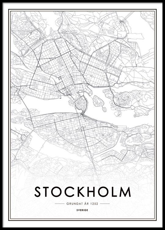 köpa affischer stockholm
