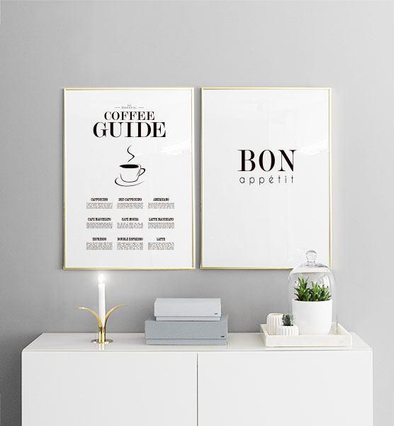 Tavlor Koket : Hem  Inspiration  Perfect pair  Tavlor till kok  Coffee guide Bon