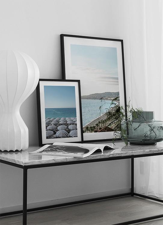 inspiration f r sch ne wohnzimmer bilderwand mit postern desenio. Black Bedroom Furniture Sets. Home Design Ideas