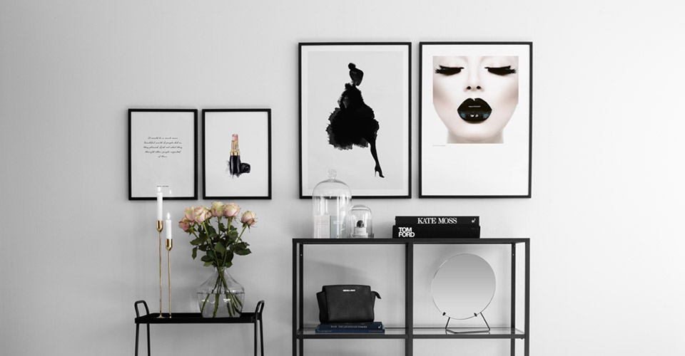 Fashion posters